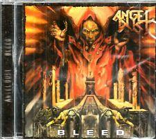 ANGEL DUST CD - BLEED Brand New Century Media Label
