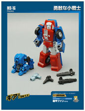New MFT MS-16 ROCKE Robot Action Figure mini G1 Gears Transformeable toy instock