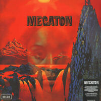 Megaton - Megaton (Vinyl LP - 1970 - UK - Reissue)