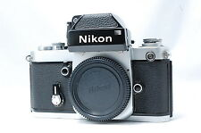 Nikon F2 Photomic 35mm SLR Film Camera Body Only  SN7242618  **Excellent+**