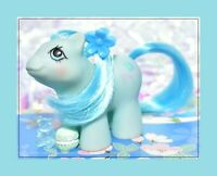 ❤️My Little Pony MLP 1987 G1 Vintage Newborn Twin NOODLES Blue Baby ABC❤️