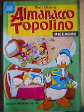 ALMANACCO TOPOLINO n°12 1969    [G387] - BUONO