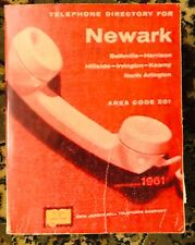 JERSEY BOYS Prop Phonebook USED ON BROADWAY Frankie Valle stsfe