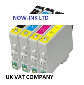 603xl Ink Cartridges for use with Epson XP-2100 XP-2105 XP-3100 XP-3105 XP-4100