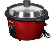 TATUNG Multifunction Indirect Heat Rice Cooker, Steamer and Warmer, Ceramic Coat