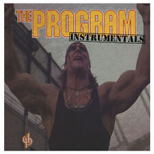Don Producci - The Program Instrumentals (CD - 2016 - UK - Original)