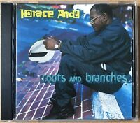 HORACE ANDY - Roots And Branches - CD Album - ROOTS - DUB - REGGAE