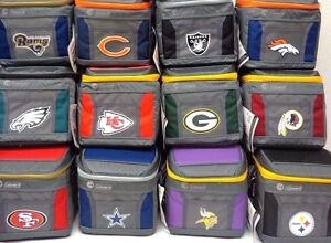 Coleman NFL 9-Can 24-Hour Soft-Sided Cooler Lunch Bag