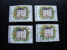 LUXEMBOURG - timbre yvert et tellier n° 1366 x4 obl (A30) stamp (Z)