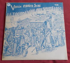VANIA ADRIEN SENS LP LE TOURNEVIRE AUX VAISSELLES LP NUMEROTE GASTON COUTE