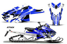 AMR Racing Sled Wrap Polaris Axys SKS Snowmobile Graphics Sticker Kit 2015+ AT U