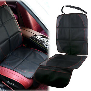 Safety Auto Seat Cover Protector Protection Non-Slip Mat for Child Baby Seat Pet