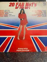Various - 20 Fab No 1's Of The 60's - Music For Pleasure - 1984 #758471