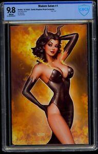 Madame Satan (2020) #1 Szerdy Comic Kingdom Virgin Var CBCS 9.8 Blue Lbl WH Pgs