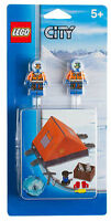 LEGO 850932 City Arctic / Polar Accessory Set NEW FACTORY SEALED BOX