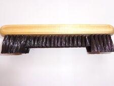 "POOL SNOOKER TABLE 9"" WOOD BRUSH"