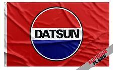 Datsun Racing Flag Banner (3x5 ft) Nissan Garage