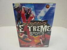 New Surviving Extreme Sports 3 DVD Box Set Sealed