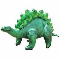 Inflatable Stegosaurus Dinosaur - Great for Pool, Party, and birthday decoration