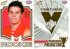 2008 Select AFL Classic VFL Premiership Commemorative Card Pc52 Carlton 1947