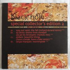 """Black Hole - Special Collector's Edittion 2, NL 2007, 2 x 12"""" Vinyl"""