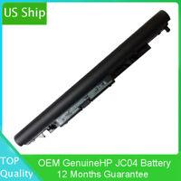 Genuine OEM JC04 JC03 Battery For HP HSTNN-PB6Y HSTNN-LB7V 919700-850 919701-850