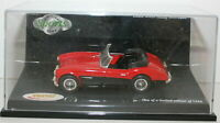 VITESSE 1/43 22002 AUSTIN HEALEY 3000 RED AND BLACK