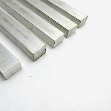 """New listing 1"""" x 1.25"""" Aluminum 6061 Flat Bar 12"""" Long new mill stock Qty 5 sku M311"""