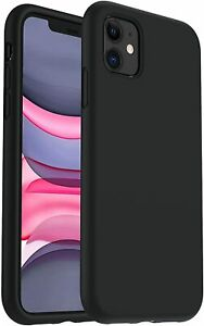 Liquid Silicone Case For iPhone 13 12 11 Pro Max Mini XR 6s 7 8 Plus SE 2 Cover