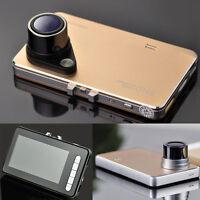 "2.7"" Full HD 1080P Car DVR Vehicle Camera Video Recorder Dash Cam G-sensor Gold"