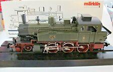 Märklin Échelle 1 55910 Locomotive à Vapeur, Son, Numérique, Bon État, IN Ovp
