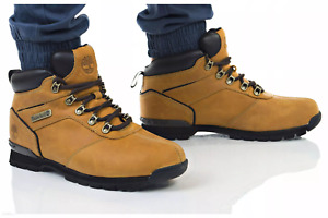 Splitrock || Timberland Boots Size 8 8½ 9 9½ 10 || Men's Ankle Shoes Trainers