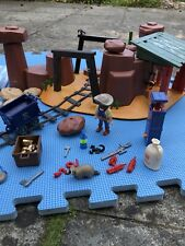 Playmobil - Set 5246 - Western Goldmine - with instructions