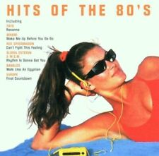 Hits of the 80's (Columbia/Sony, 1992) REO Speedwagon, Men at Work, Toto,.. [CD]