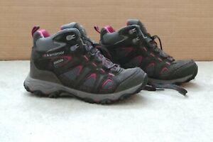 Womens Karrimor Mount Mid 8 Weatherlite Walking Hiking Boots Size 6 UK 39 EU