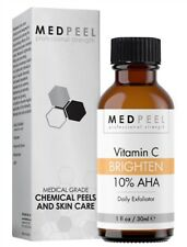 MedPeel AHA 10% Vitamin C Daily Exfoliator 1oz / 30ml