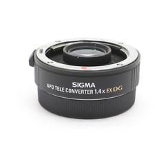 New SIGMA APO Teleconverter 1.4x EX DG for CANON EF