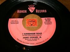 JIMMIE STEWARD JR - I SURRENDER DEAR - MY WHOLE   / LISTEN - R&B BALLAD POPCORN