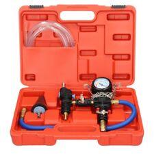Cooling system tester pressure refill purge tests leaks car van for radiator kit