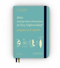 Dieta Warzywno-owocowa Dr Ewy Dabrowskiej Program NA 6 Tygodni Nowe Przepisy