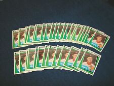 STAN MUSIAL ST. LOUIS CARDINALS HOF 1988 TOPPS #665 LOT OF 35 CARDS (YB-4)