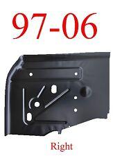 97 06 Jeep Wrangler TJ Right Rear Floor Pan, 0485-222