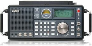 NEW ETON ELITE 750 SHORTWAVE RADIO WORLDWIDE RECEIVER