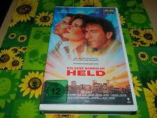 Ein ganz normaler Held - Dustin Hoffman - Geena davis - VHS Erstauflage - TOP
