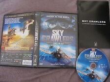 Sky Crawlers de Mamoru Oshii, DVD, Manga/Japanimation