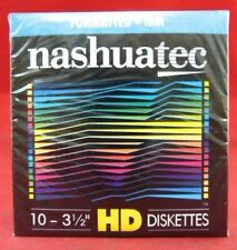 Nashuatec Diskette  Double-Sided IBM Formatted 3.5