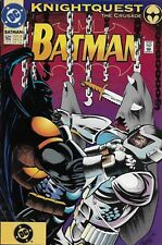 Batman Issue 502 Modern Age First Print 1993 Doug Moench Mike Manley Oneil DC