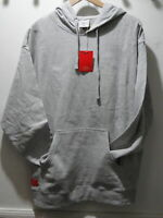 Official BTS World Tour Love Yourself Grey Hoodie Medium