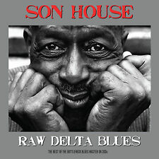Son House RAW DELTA BLUES Best Of 32 Bottleneck Blues Songs ESSENTIAL New 2 CD