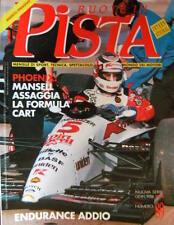 Ruote in Pista 89 1993 Mansell assaggia la Formula Cart. Dossier F1 Sc.45